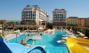Hedef Resort SPA Otel