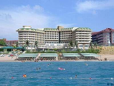 Saphir Resort & Spa Hotel-Alanya